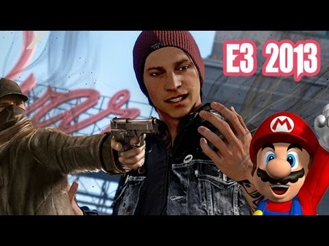 MOST ANTICIPATED GAMES OF E3 2013!! (Xbox Infinity/PS4/WiiU)