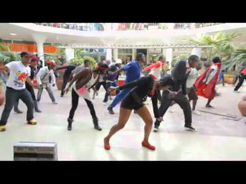 Airtel Uganda Flash Mob - OFFICIAL VIDEO