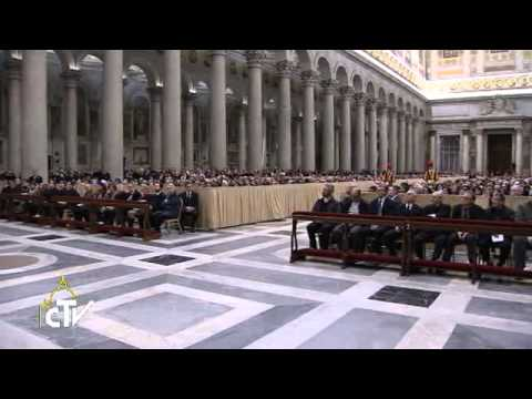 Pope Francis: ecumenism of blood unites us