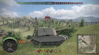 World of Tanks Xbox One: FV4005 Stage II Gameplay/Review