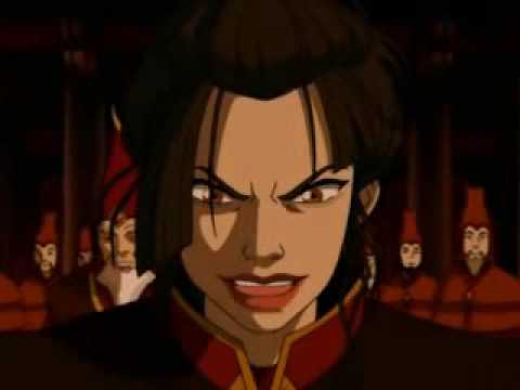 Zuko Vs Azula - Papercut video