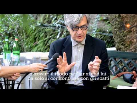 Festival del Film di Roma 2014 - Intervista a Wim Wenders
