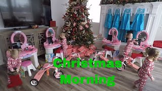 QUADRUPLETS MAGICAL THIRD CHRISTMAS MORNING