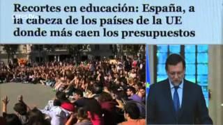 Pedro Sánchez (PSOE) lanza un video denunciando las mentiras de Rajoy