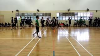 B Div Tchoukball 2017[Finals]: Bendemeer vs Jurongville (1st Period)