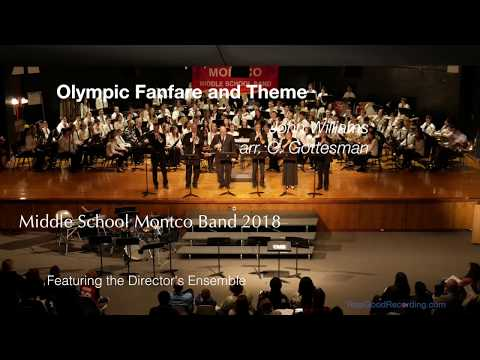 6  Olympic Fanfare and Theme, John Williams arr. C. Gottesman