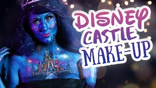 Magical DISNEY-CASTLE  || FACEPAINTING || DE