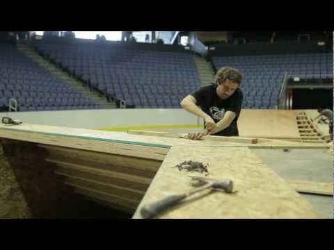Street League 2012: Stop 2- Behind The Build