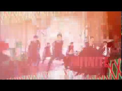 B.A.P en el Music Bank México