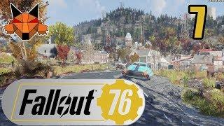 Let's Play Fallout 76 Part 07 - Morgantown