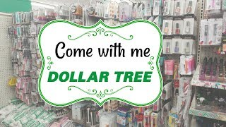 DOLLAR TREE * COME WITH ME** I'M ON THE HUNT