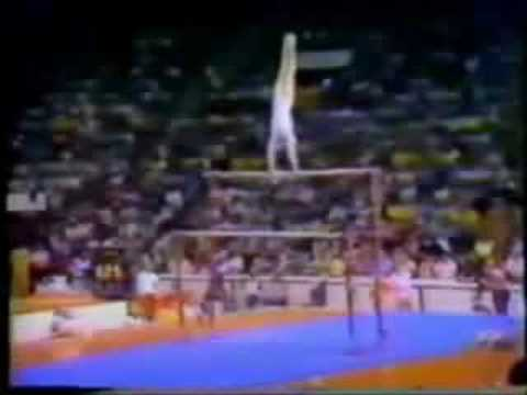 Nadia Comaneci Tribute - Nadia's Theme Video