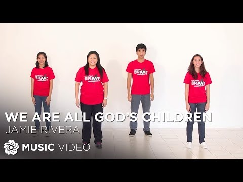 Jamie Rivera - We Are All God's Children (official Action Music Video) video