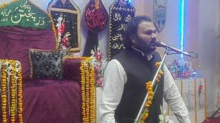 9 Rabiul sani Jashan Maula Hassan Askari slwt Zakir Ghulam jaffer haidri