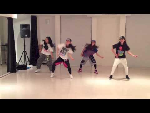 Talk Dirty/Jason Derulo-CHAZ&NOZOMI 自由が丘 Kids Dance Lesson thumbnail