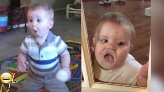1 Hours Funny Baby Videos 2018 | World's huge funny babies videos compilation Vol 6