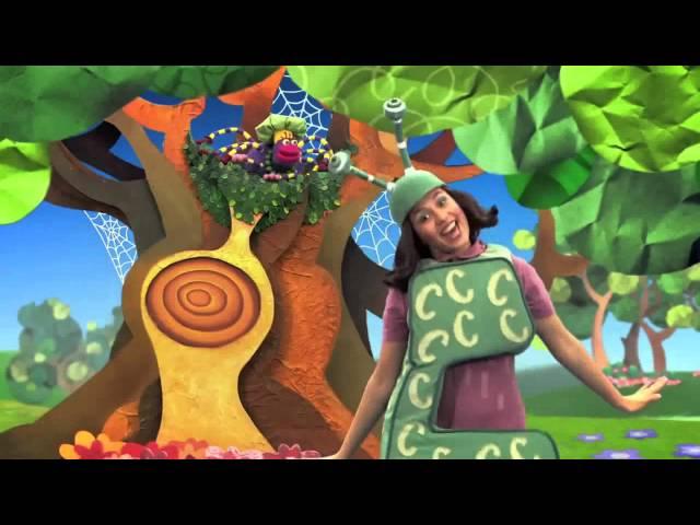 El Jardin de Clarilú - HD - Quiero una ensalada