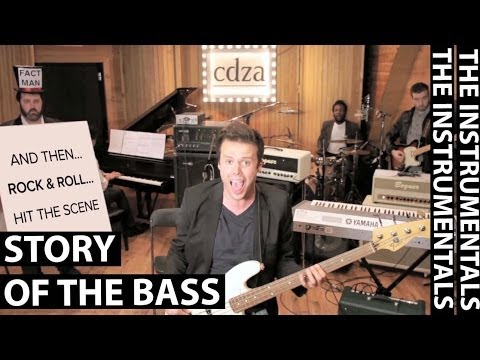 Story Of The Bass (the Instrumentals - Episode 4) video
