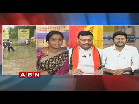 Debate   CM ChandrababuNaidu's Fight Against Modi's Government   Part 1