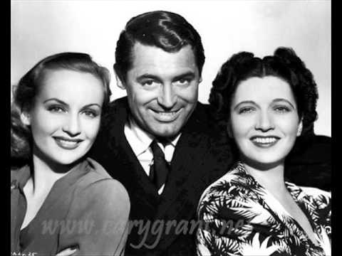 Cary Grant, Kay Francis, & Carole Lombard In In Name Only (Lux Radio Theater 1939) Part 3