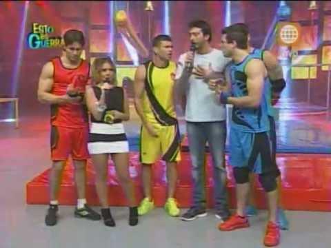Esto es Guerra: Yaco y Nicola se enfrentan a Miguel Arce - 10/07/2013