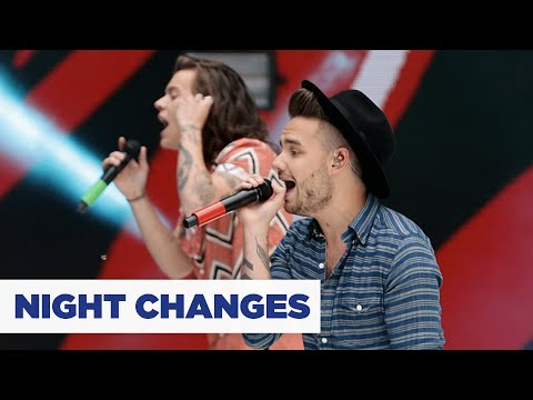 One Direction - 'Night Changes' (Summertime Ball 2015)
