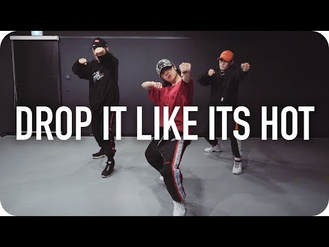 Drop It Like It's Hot - Snoop Dogg ft. Pharrell / May J Lee Choreography