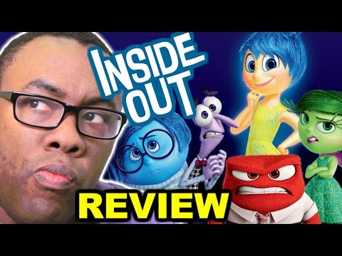 INSIDE OUT Movie Review (NO SPOILERS) : Black Nerd