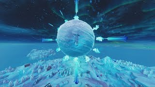 FORTNITE ICE STORM EVENT HAPPENING RIGHT NOW! (FORTNITE BATTLE ROYALE)