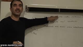 24.Söz 1.Dal Murat Dursun