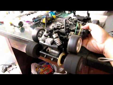 Rc car dyno cheap diy home built motor checker youtube for Rc electric motor dyno