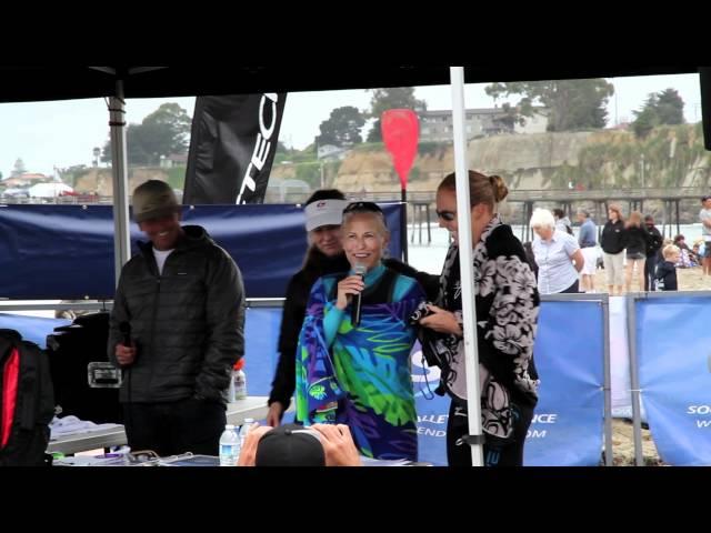 Jay Moriarity Paddleboard Race 2011