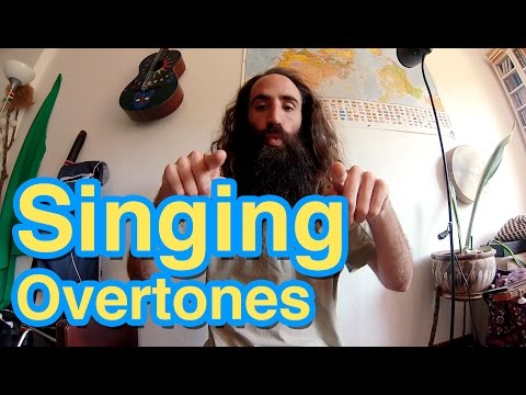 Gato Suave - Patreon Singing Lessons -  How I Sing OverTones