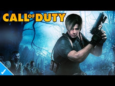 The Celeb Gamer - Leon Kennedy plays Black Ops 2