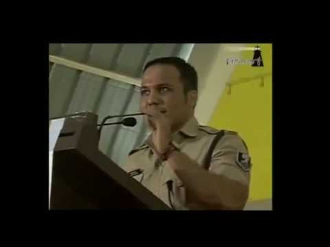 Deepstambh Yashotsav - Mr. Shivdeep Lande Ips With Mr. Yajurvendra Mahajan Sir (part 2) video
