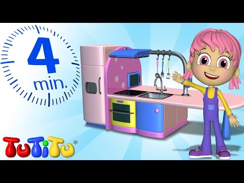 TuTiTu Specials | Kitchen | Toys and Songs for Children