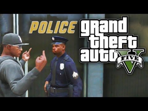 GTA 5 THUG LIFE #36 (Part 1) - EFF THE POLICE! (GTA V Online)
