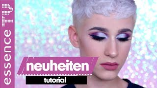 essence neue produkte - OSSI GLOSSY style make up tutorial