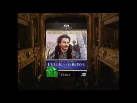 Peter der Große - Jetzt auf DVD! - Kurztrailer deutsch mit Jan Niklas, Maximilian Schell
