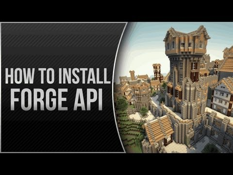 Minecraft 1.4.7 || How to Install Forge API for Minecraft 1.4.7