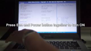 How to enable USB Drive boot option in ASUS