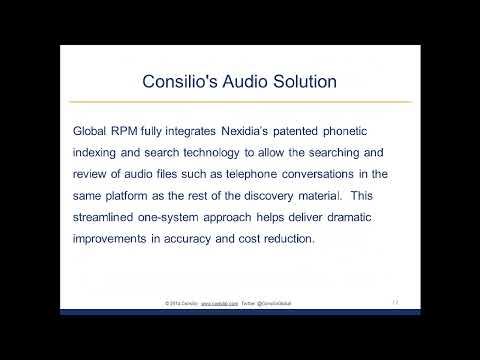 Audio Review: Weighing Available Approaches