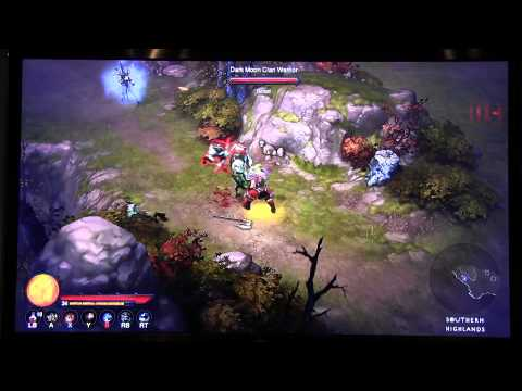 Diablo 3 (Xbox 360/PS3) – Live E3 2013 Producer Demo