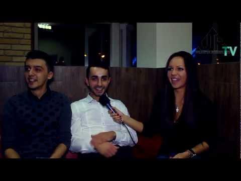 Команда: Плохая компания Номер: Интервью с командой (журнал UP, 24.03.2013) Длительность: 05:14 Просмотров: 1546