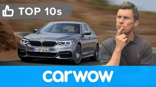 New 2017 BMW 5 Series - better than an E-Class? | Top 10s