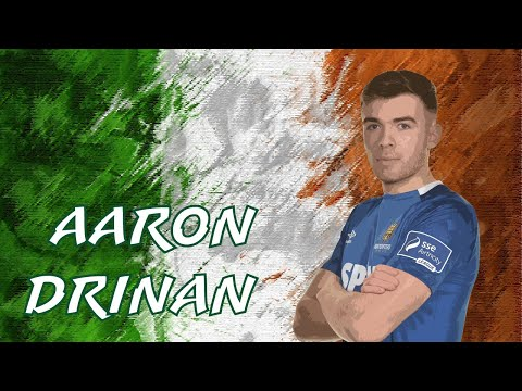 Club & Country: Ireland U21 + Waterford FC - Aaron Drinan