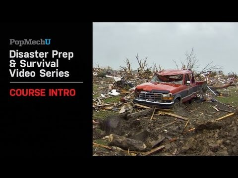 PopMechU Disaster Prep & Survival Video Series Course Intro