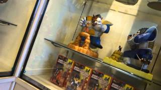 2014 Japan Trip - Toei Animation Gallery! (Part 2)