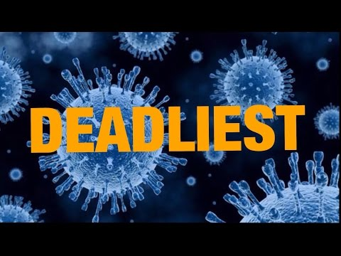 Top Deadliest Diseases in the World. Pandemics. Ebola, Malaria, HIV, Cancer TheCoolFactShow Ep. 20