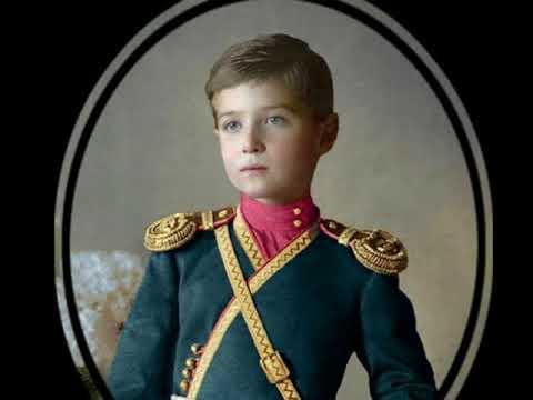 Цесаревич Обречен на страдания с детства